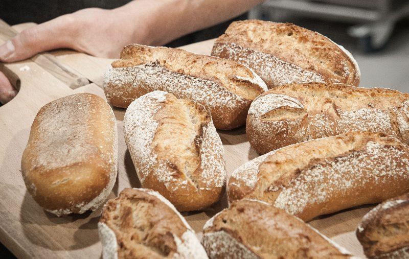 versgebakken broodjes